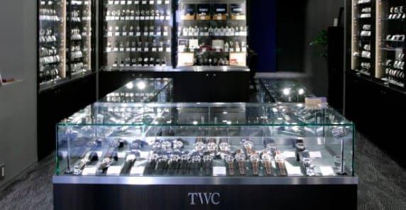 TWC 内装