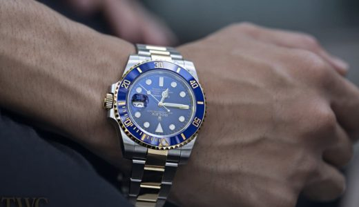 高級腕時計をなるべく安く買うならTHE WATCH COMPANYがオススメ!